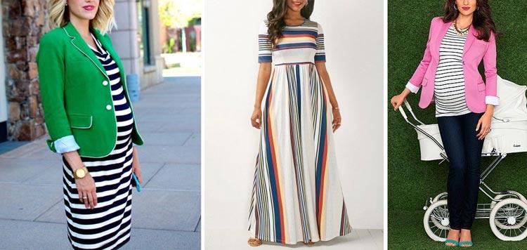مدل لباس مناسب دوران بارداری