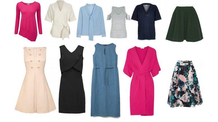 لباس مناسب فرم بدن گلابی شکل