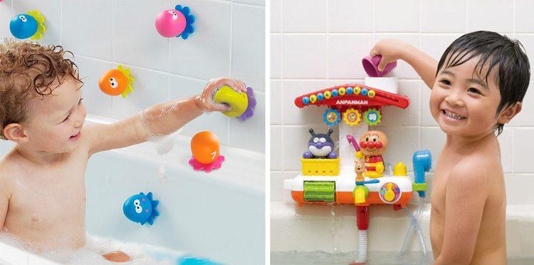 بازی کودکان در وام حمام