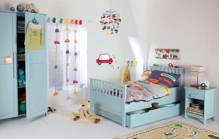 مرتب کردن اتاق کودک