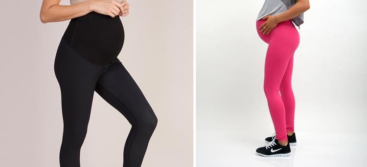 مدل شلوار بارداری یا لگ بارداری