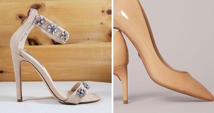 مدل کفش پاشنه دار برای افراد قد کوتاه