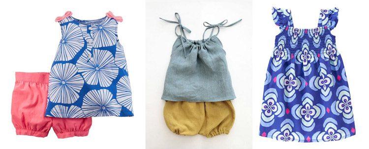 لباس تابستانی دخترانه خنک