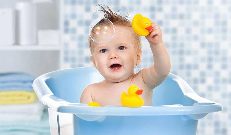 اسباب بازی حمامی برای بچه ها