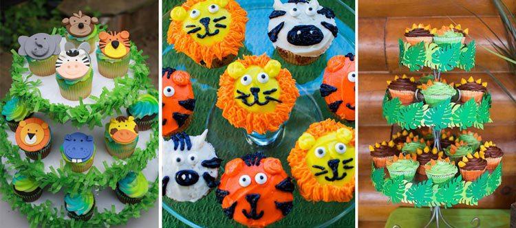 ایده تم تولد باغ وحش برای کودکان