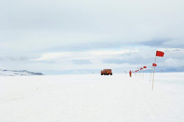 قطب جنوب / antarctica ice shelf