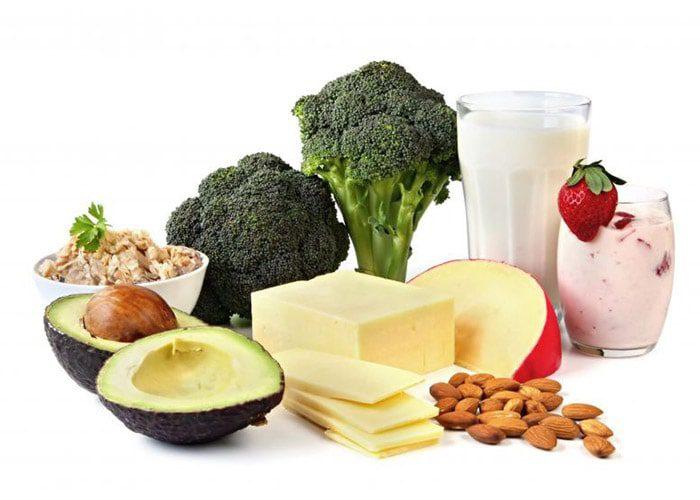 مواد غذایی برای پیشگیری از پوکی استخوان