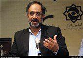 محسن سلیمانی فارسانی سرپرست انجمن تئاتر انقلاب و دفاع مقدس