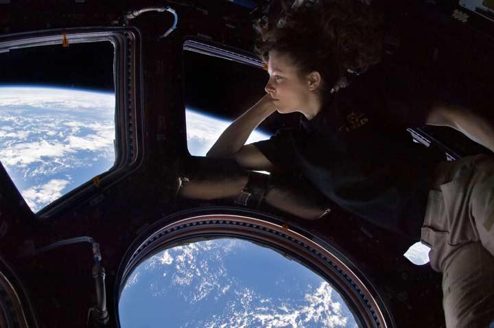 فضانوردان ایستگاه فضایی بینالمللی