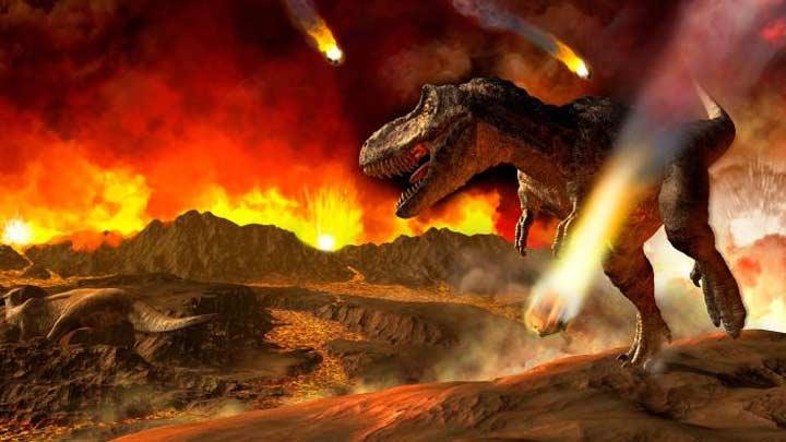 برخورد سیارک چیکشلوب