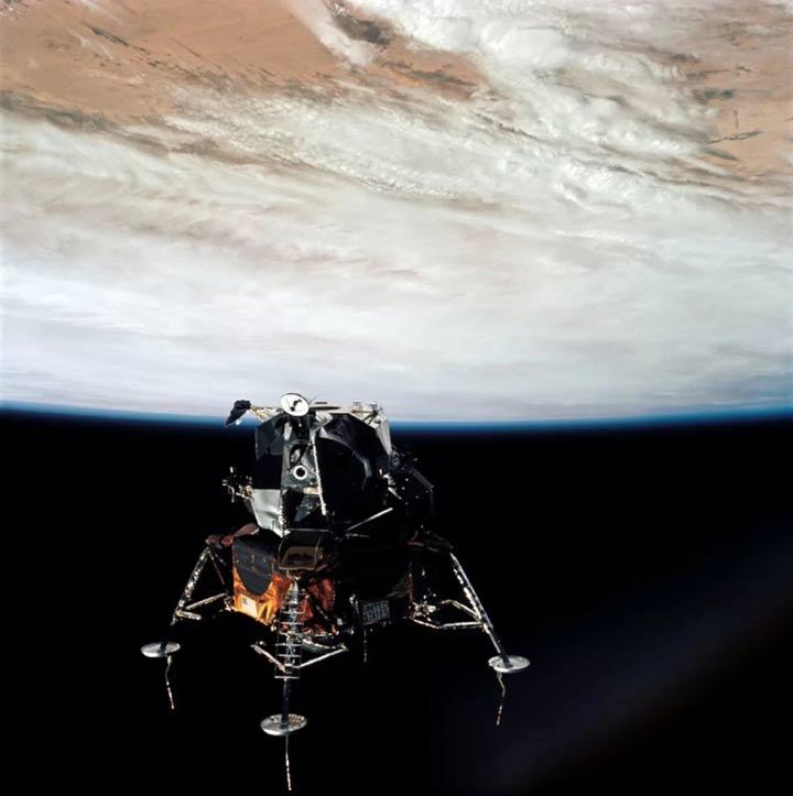ماژول سرنشیندار ماموریت آپولو ۹