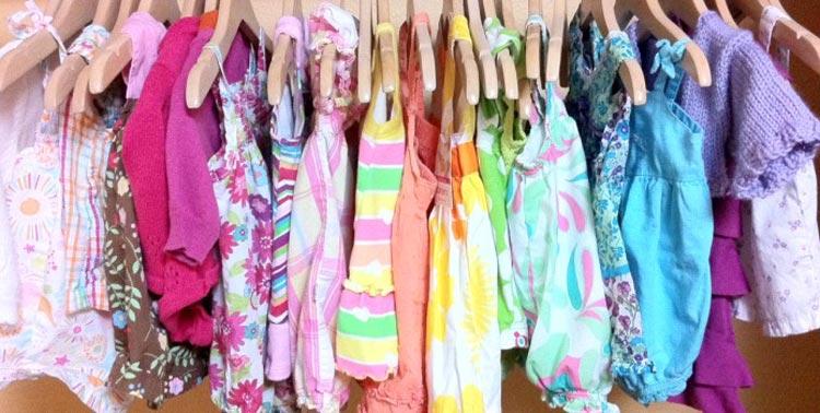 لباس نوزادی دست دوم
