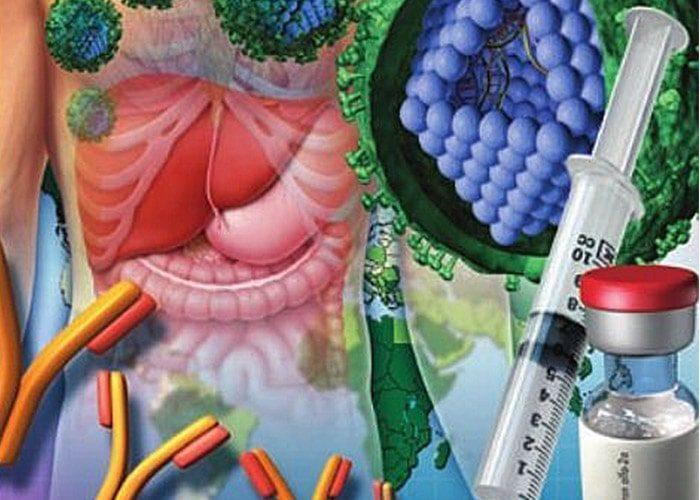 درمان هپاتیت