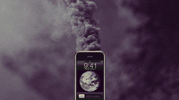 Smartphones Carbon Impact