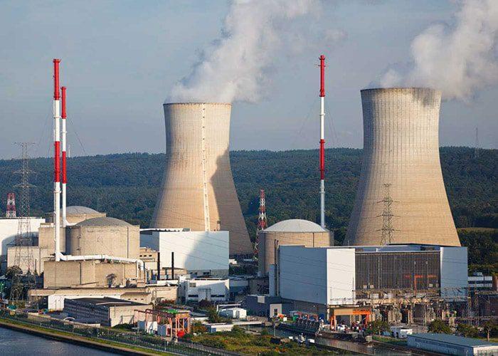 نیروگاه هسته ای تولید برق