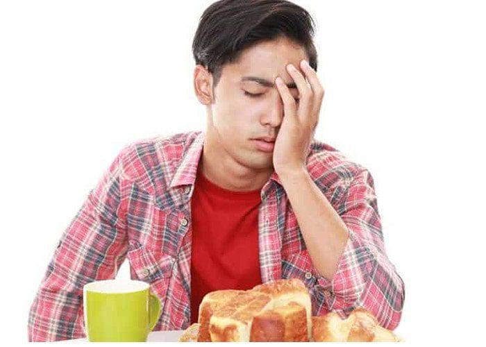 رژیم غذایی موثر بر افسردگی