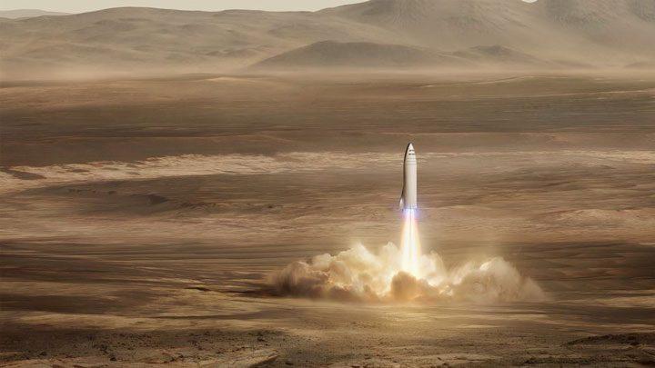 در مورد ماموریت برنامه اسپیس ایکس برای سفر به مریخ چه میدانید؟