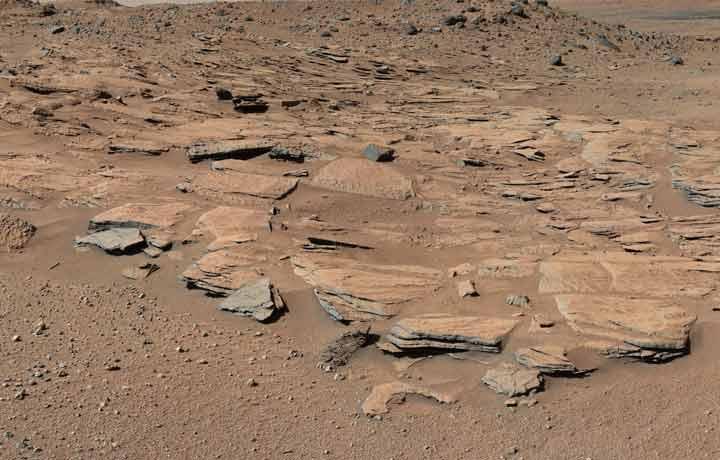 مریخ، اکنون قابلزیست نیست