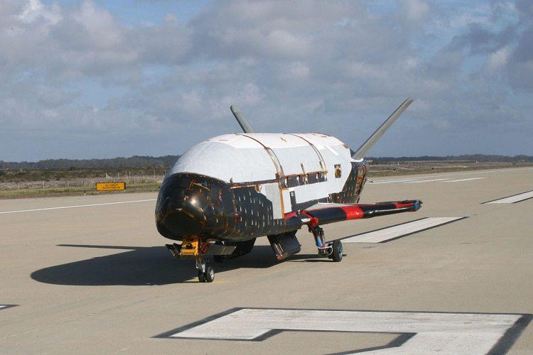 X-37B در مدار زمین