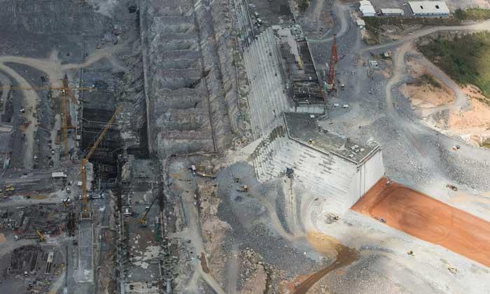 سد بلو مونچه (Belo Monte)