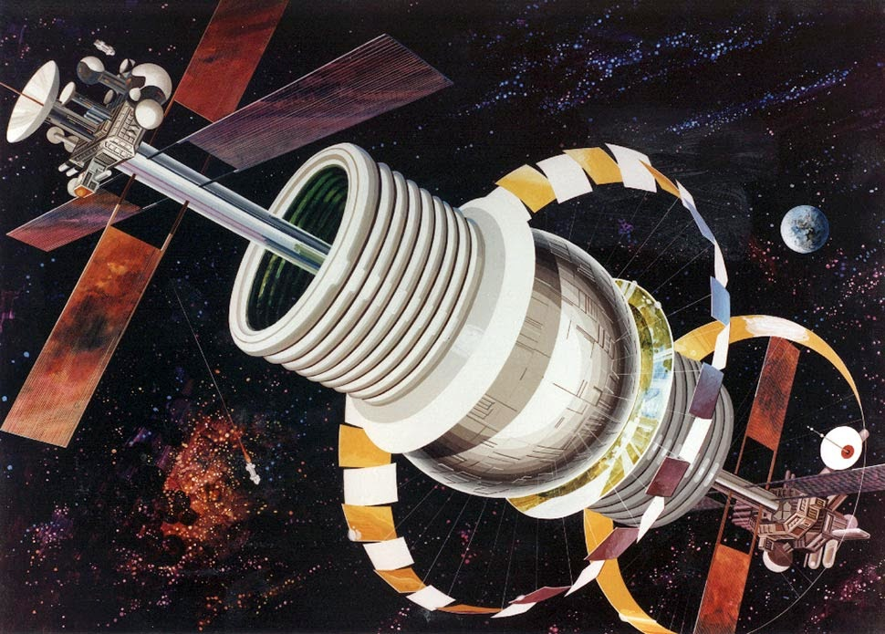 ایستگاه فضایی برنال