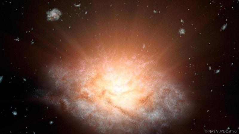 مادهی تاریک در کهکشان
