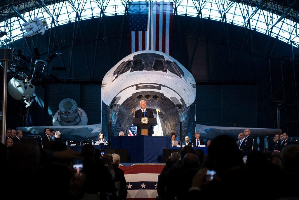 برنامه امریکا برای سفر به ماه