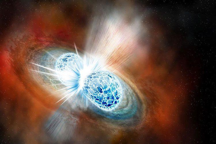ستاره های نوترونی / neutron star