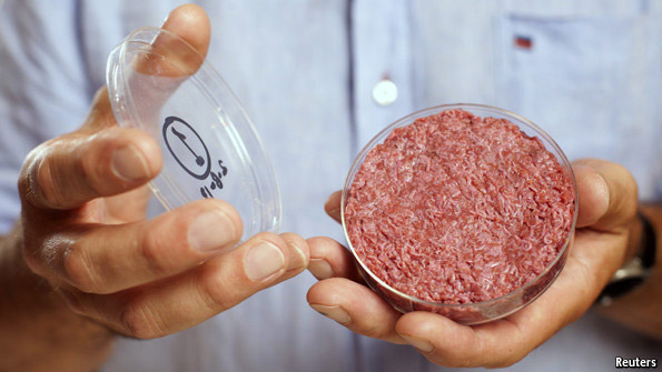 syntetic meat