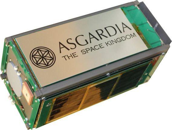 ماهواره آسگاردیا-۱