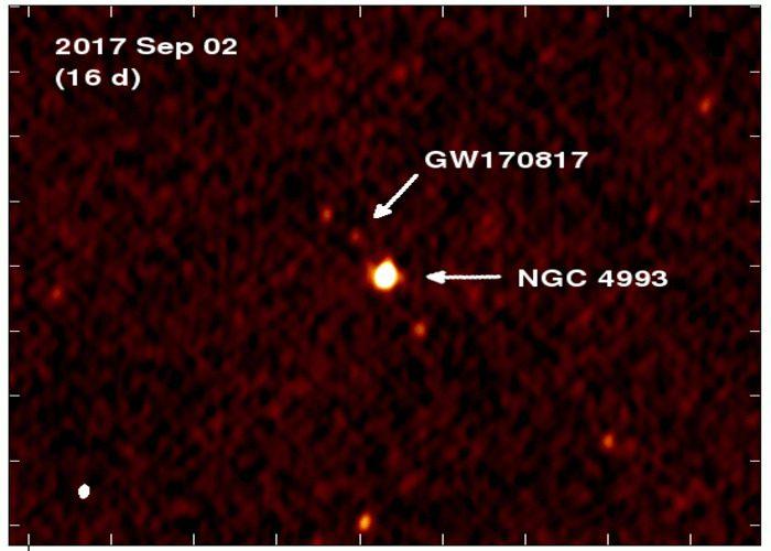 برخورد ستاره نوترونی