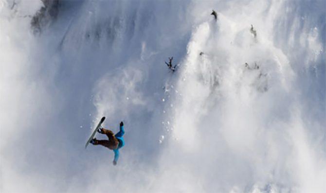 تشکیل بهمن و اسکی