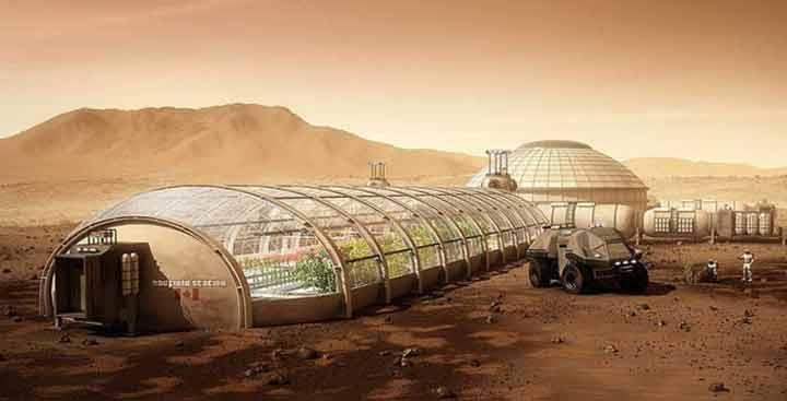 تصورات نادرست از کلونیسازی مریخ