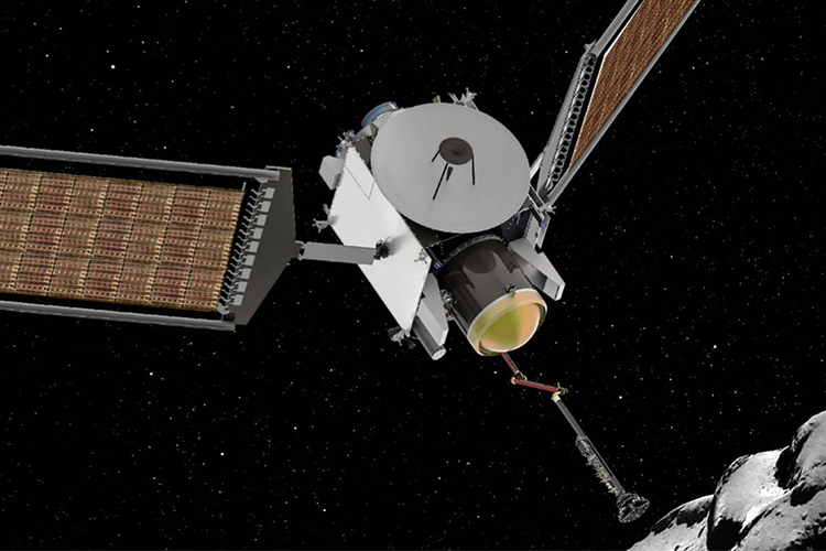 کاوشگر سزار / cesar spacecraft