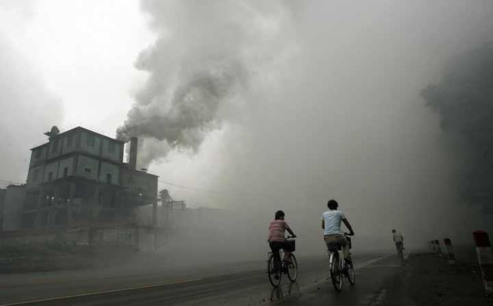 چین برای جلوگیری از آلودگی هوا