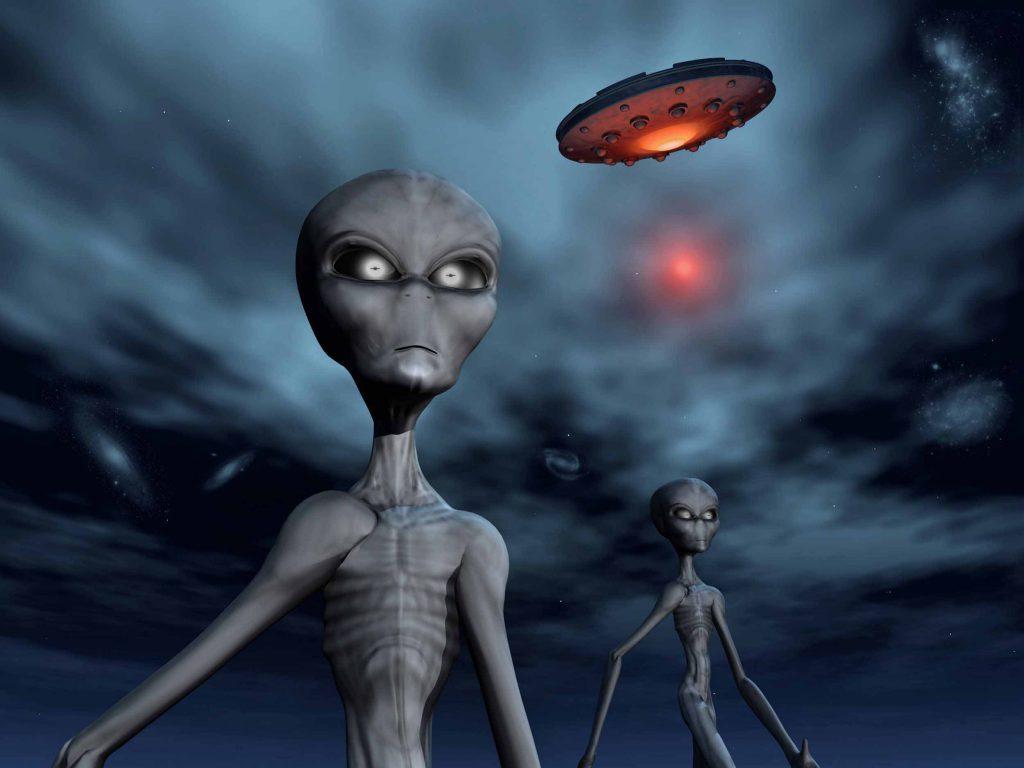 موجودات فضایی / aliens