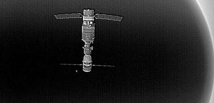 ایستگاه فضایی تیانگونگ-۱چین