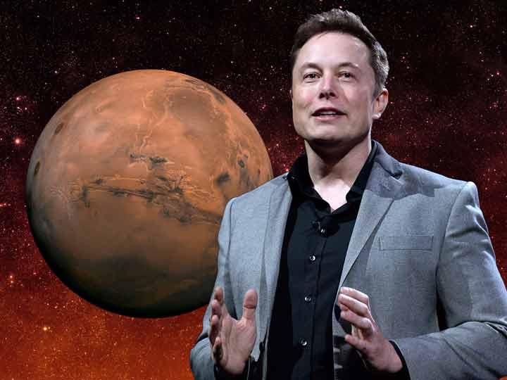 ایلان ماسک و طرح مریخ