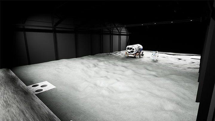 مدل پایگاه دائمی ماه