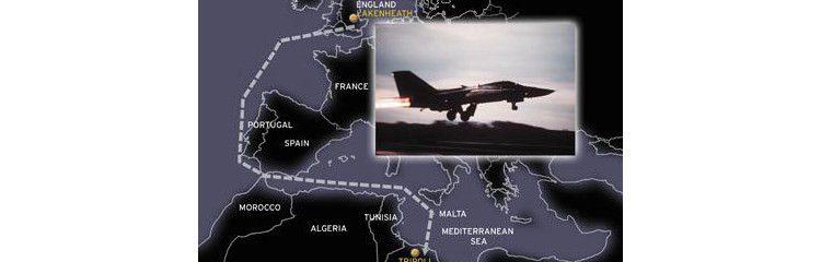 ۱۰ حمله هوایی