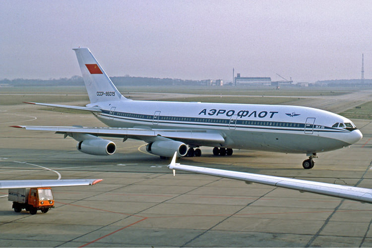 ایلیوشین-۸۶ / IL-86