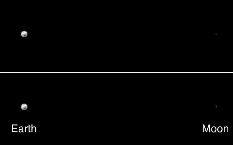 ادیسه مارس تصویر زمین