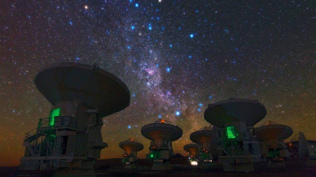 رادیو تلسکوپ