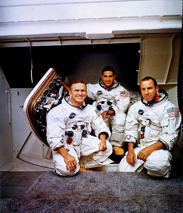 آپولو 8 / Apollo 8