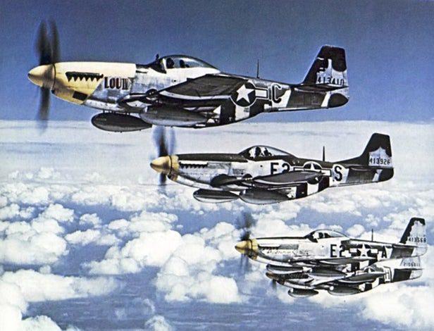 P-51 ماستنگ