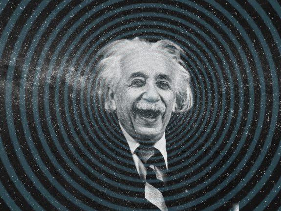 امواج گرانشی اینیشتین