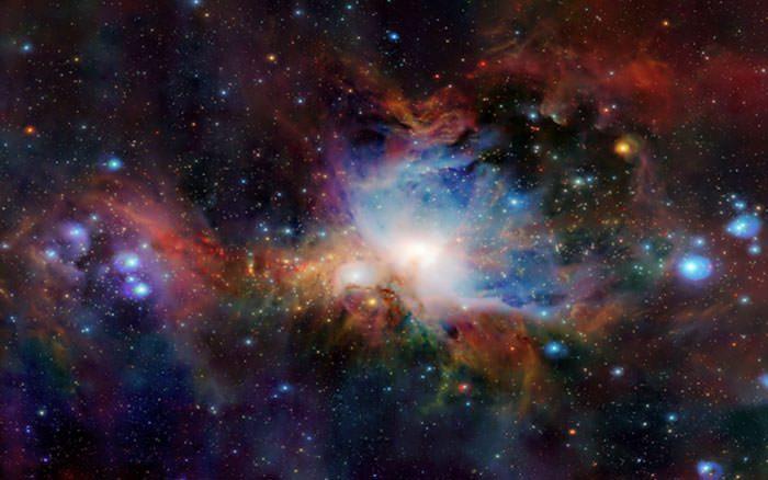 چشم انداز فضا