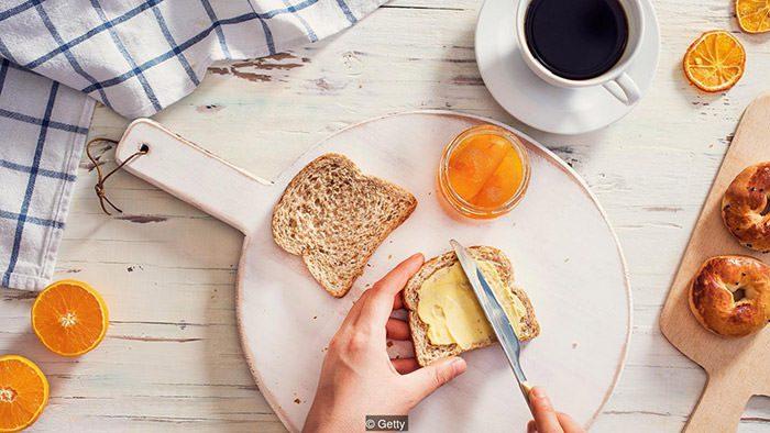 صبحانه متعادل