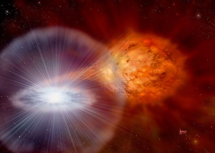 سیستم ستاره ای دوگانه