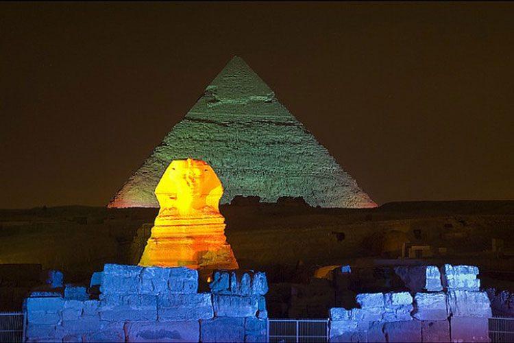 هرم جیزه / Pyramid of Giza